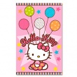 Скатерть-п-э-Hello-Kitty-1,4х2,6м