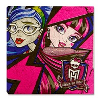 Салфетка-Monster-High-33см-16шт