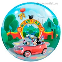 BUBBLE 22 Disney Микки парк