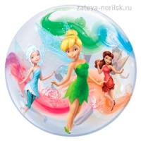 BUBBLE Disney Феи